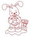 22 Baby Bunny 130x180 Hoop