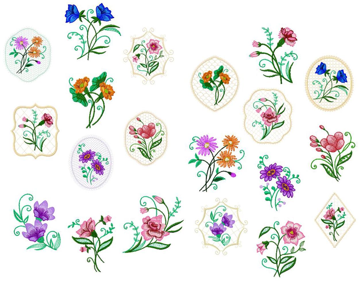 Vintage Machine Embroidery Designs Ausbeta