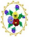 Fiori de Viola Design #12